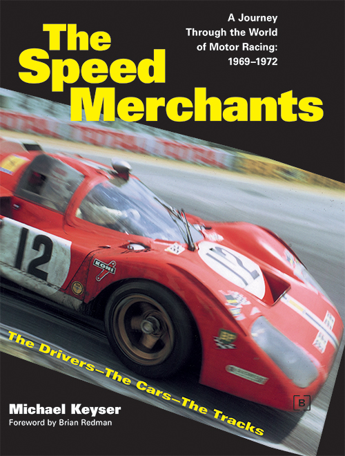 The Speed Merchants front cover