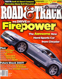 Road & Track - July 2005