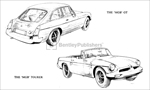 MGB Tuning Handbook: 1975-1980, click to enlarge, and 