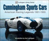 Cunningham Sports Cars: American Racing Legends 1951 - 1955
