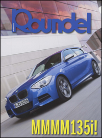 Roundel - October 2012 - cover